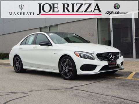 Pre-Owned 2017 Mercedes-Benz C 43 AMG®