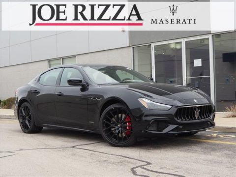 2020 Maserati Ghibli SQ4 GranSport